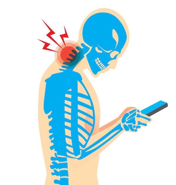 Text Neck: How to Avoid Strains and Pains